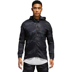 adidas Supernova TKO DPR Veste Homme, carbon/black